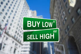 buy low sell high is bad advice
